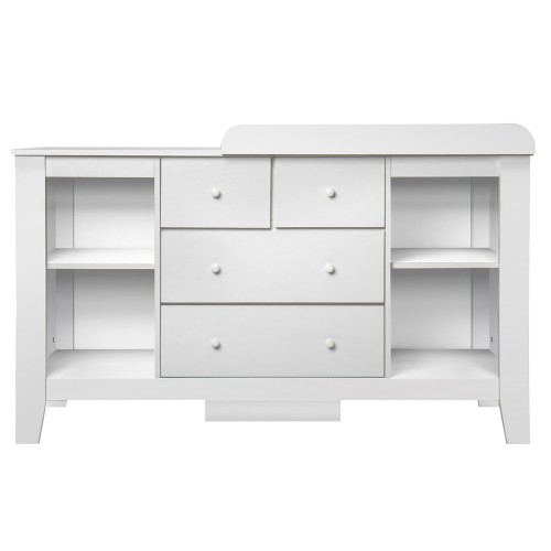 Excellent Buy Drawer Baby Chest Change Table Dresser Cabinet White Download Free Architecture Designs Intelgarnamadebymaigaardcom