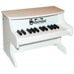Schoenhut White 25 Key First Piano