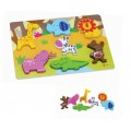 Classic World Wild Animal 3D Puzzle