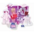 Petitcollin Doll 4 Seasons Doll in Trunk