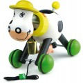 Vilac Rosy The Cow Pull Toy