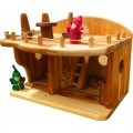 Qtoys Medium Dollhouse