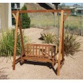 Qtoys Outdoor Hardwood Swing