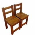 Qtoys Acacia Standard Chair - Set of 2